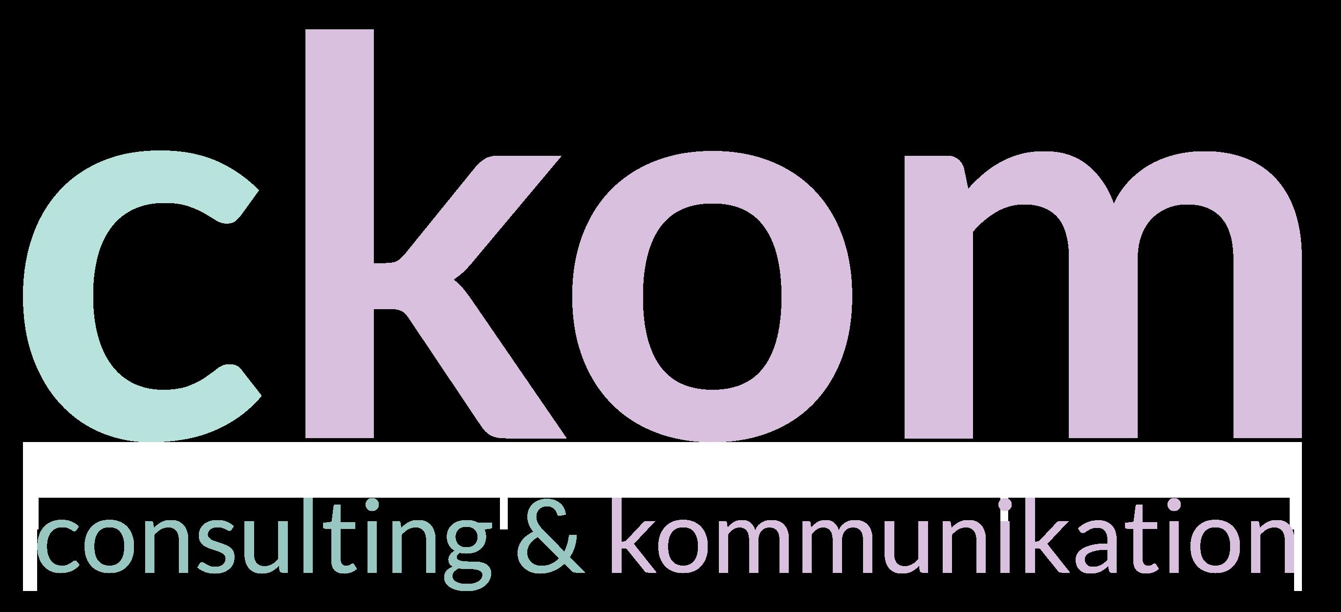 ckom - Consulting & Kommunikation